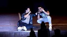 'Dishoom' के प्रमोशन पर मिठीबाई कॉलेज पहुंचे वरुण और रफ्तार http://www.jagran.com/videos/bollywood/events-varun-dhawan-rapper-raftaar-rocks-mithibhai-college-v20815.html #Dishoom #videos