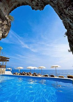 Mediterranean heaven - Santa Caterina of Amalfi, Italy...