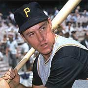Bill Mazeroski...of the Pittsburgh Pirates hit the homer that won the World Series in 1960 that beat the vaunted Yankees!