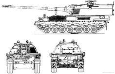 Leopard 2 blueprint military vehicles pinterest the blueprints blueprints tanks tanks n p pzh malvernweather Choice Image