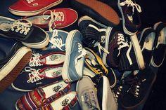 Vans. I'd like some..