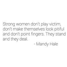 #MandyHale #QOTD #Modlook29