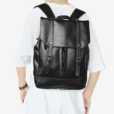 Structured and sleek, the Kasugai City Backpack is made for the modern professional. Japanese Backpack, Vintage Backpacks, Vegan Leather, Leather Backpack, City, Classic, Essentials, Delivery, Bags