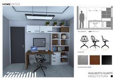 HOME OFFICE - Adalberto Duarte Arquitetura