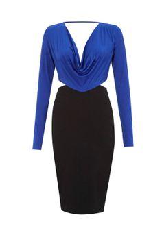 Hedonia Tiffany Dress in Cobalt