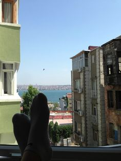 """9 July 2013 """"Great view at Bosporus"""" Miss You Friend, Miss You All, Great View"""