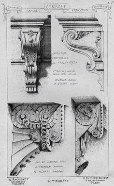French gravure XIX