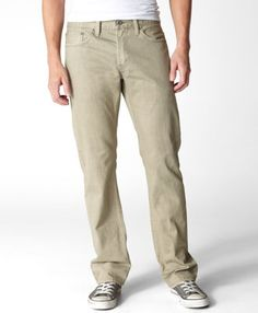 Levi's 514™ Slim Straight Twill Pants - Atomic Grey - 514™ Slim Straight