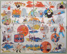 Советская игра про Мальчиша-Кибальчиша - Настольные игры: Nастольный Blog - Всё о настольных играх на русском языке