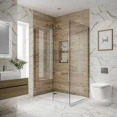 Florence Floor – Porcelain Superstore Bathroom Design Luxury, Bathroom Layout, Modern Bathroom Design, Small Bathroom Interior, Modern Small Bathroom Design, Bathroom Designs, Small Luxury Bathrooms, Modern Marble Bathroom, Light Grey Bathrooms