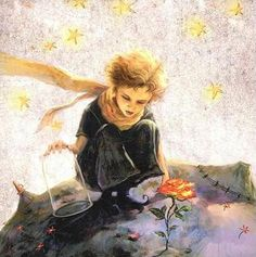 @Janzyl Mae i know this is from the little prince