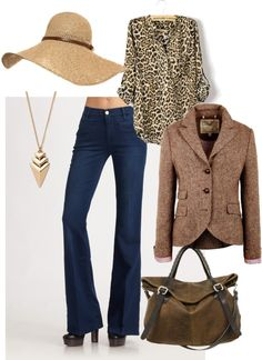 """""""70's Inspired"""" by lucyaloha on Polyvore"""