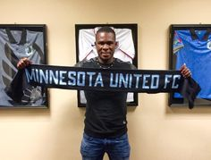 NewLoon Lance Laing has landed in Minnesota and is ready to get to work. #MNUFC2016