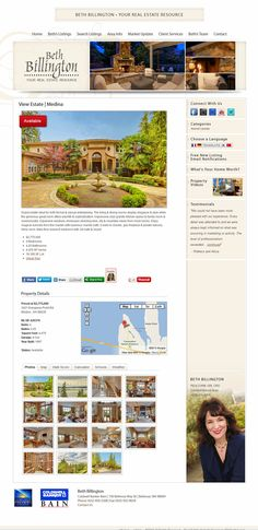 Our Featured Listings Real Estate WordPress add-on allows agents to showcase their listings with an easy to use WordPress form page. Simple, clean and elegant. Learn more about our real estate website design services at www.IDXCentral.com