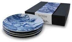 Irezumi 4 Side Plate Gift set