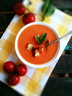 1000+ images about Soup on Pinterest | Soups, Tomato Bisque and ...