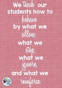 So true! Teaching truth.