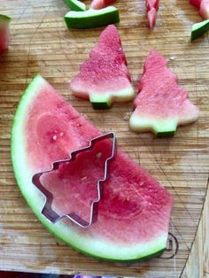 CHRISTMAS WATERMELON