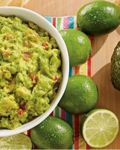 Guacamole is the perfect summer food - quick, easy and delicious. Check out this super fast recipe and find ingredients at Walmart.