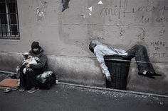 Animated GIFs Feature Street Art Playfully Interacting with Landscape - My Modern Met