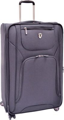"Traveler's Choice Cornwall 30"" Spinner Luggage Gray - via eBags.com!"