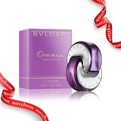 Bvlgari Omnia Amethyste for Women  Its scent is powdery, flowery, and woody    Follow us for discounted prices available at mapleprime.com  #Bvlgari #omnia #bvlgariomnia #bvlgariomniaamethyste #perfume #fragrance #cologne #forwomen #discount #mapleprime #shop #scent #thisiscologne #perfumes #colognes #fragrances #smell #store #shopping #discounted #formen #unisex