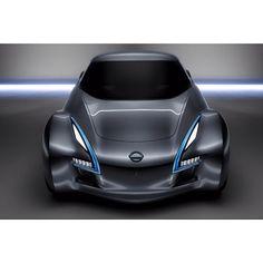 2206f6b5692e3 Nissan ESFLOW concept car. Tokyo Motor Show, Electric Cars, Concept Cars,  Nissan