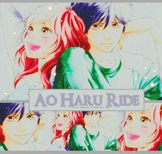 Ao Haru Ride by xFluffyBunnyx on deviantART