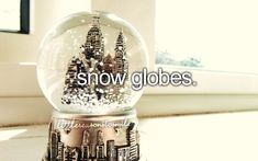 hahaha and the fact that carlton lassiter is terrified of them so shawn told everyone to buy him snowglobes for this birthday hahahahaha!!!