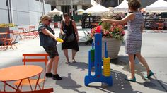 New Park In Lower Manhattan Features Picnic Area, Pingpong Tables « CBS New York