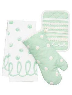 icing three-piece set - kate spade new york