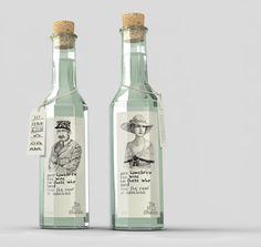 Criatividade em embalagem de bebida | Criatives | Blog Design, Inspirações, Tutoriais, Web Design