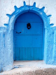 /Chefchaouen, a blue city in Morocco : xxx