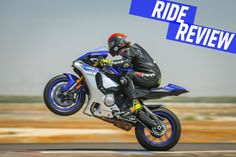 Ride Review: The 2015 Yamaha R1 Is Superhero Power Made Easy
