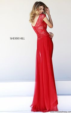 Sherri Hill 21365 Dress - MissesDressy.com