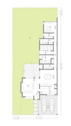 House Plans One Story, Best House Plans, Dream House Plans, Small House Plans, House Floor Plans, Craftsman Floor Plans, Architectural Floor Plans, Contemporary House Plans, Minimalist House Design