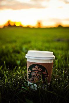 Starbucks Coffee Photography Coffee by somethingbeautiful77, $16.00