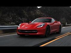 2014 chevrolet corvette stingray z51 testing the new high tech vette ignition ep - 2016 Corvette Stingray And Z06 Spice Red Design Package