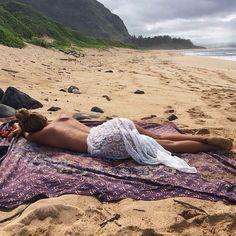 """""""Life's a beach."""""""