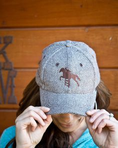 AWESOME gift idea!!! Hunter Jumper Horse lovers  baseball cap by cowgirlsforacause, $28.95