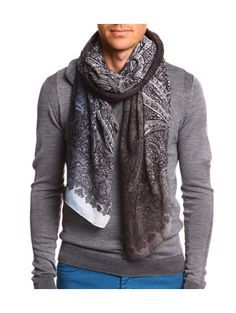 11 Best ECHARPES HOMMES - MEN SCARVES images   Men scarf, Scarf wrap ... 4b8d567c78c