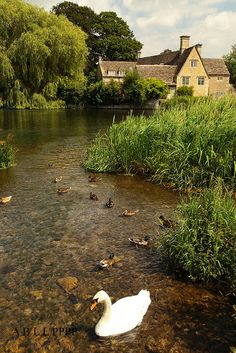 "Cotswolds""Fairford"