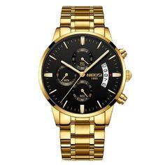 f004c2318b7 Relógio Esportivo Masculino de Luxo 8046