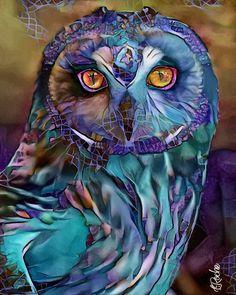 Street Art, Pop Art, Art Beat, Coloring Pages Inspirational, Art En Ligne, Bird Artwork, Art Original, Watercolor Animals, Colorful Drawings