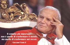 Frasi Papa Giovanni Paolo II: le otto più belle