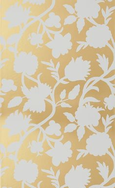 Cabrera Aqua by Thibaut - Aqua - Wallpaper : Wallpaper Direct
