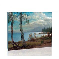 אגם טאהו - אלברט ביסטרדט | תמונות קנבס למשרד | גאיה