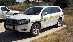 Výsledek obrázku pro Toyota Highlander police