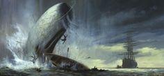 Moby Dick - Paul Lasaine