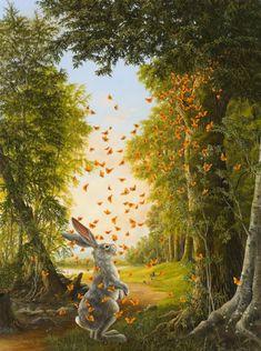 работы художника Роберта Биссела – 11